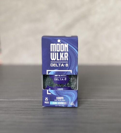 Delta-8 THC Gummies   Blue Dream Berry - 25 Pack