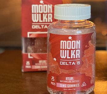 Delta-8 THC Gummies | Watermelon Zkittlez - 25 Pack