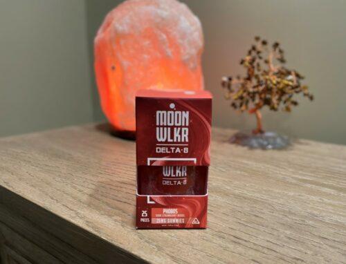 Delta-8 THC Gummies | Sour Strawberry - 25 Pack