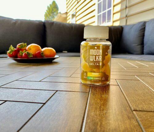 Delta-8 THC Gummies | Pineapple Express - 25 Pack